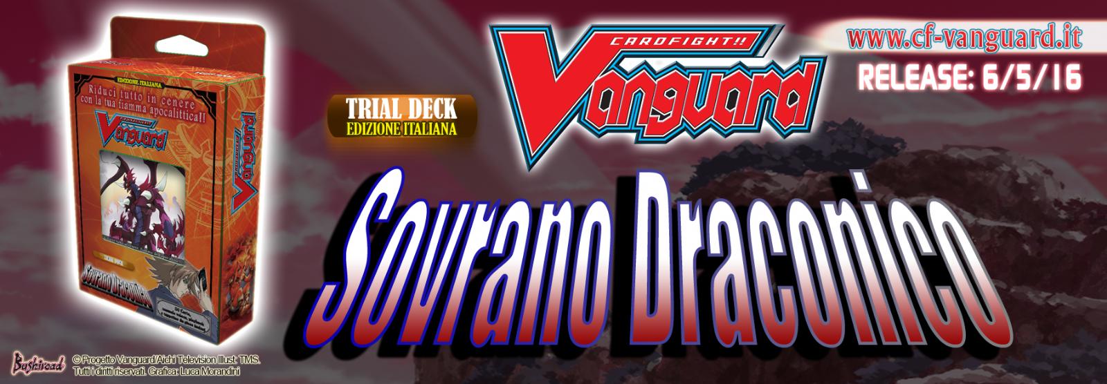 TD02 - Sovrano Draconico